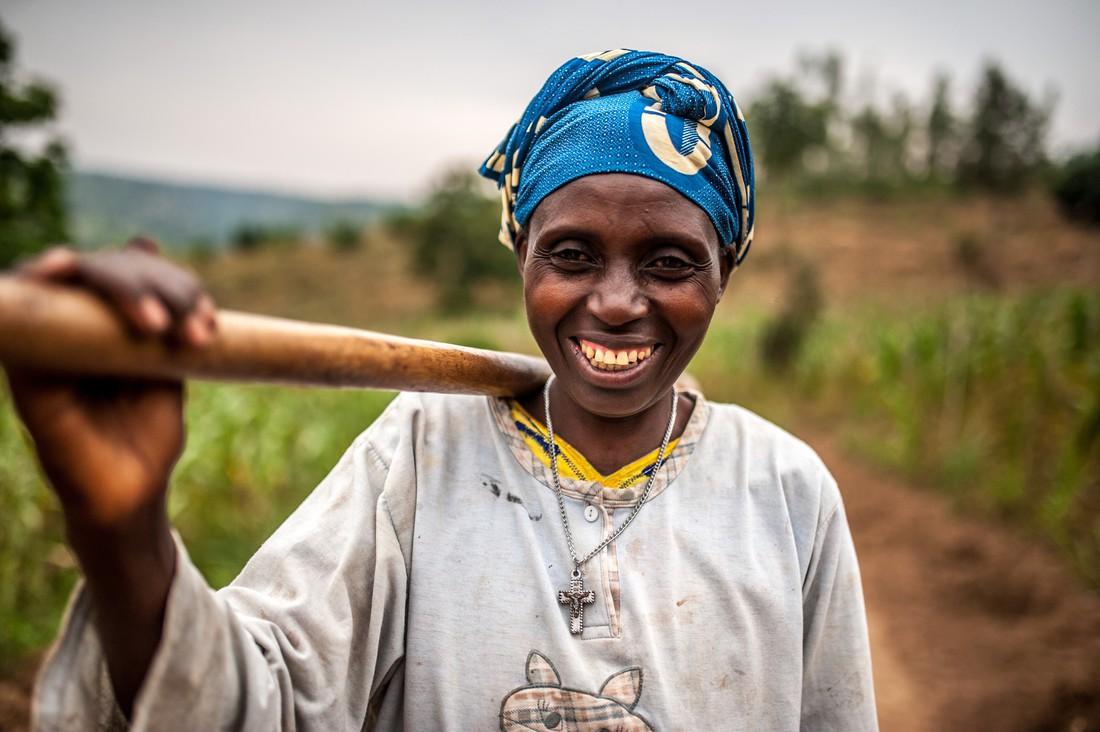 Valerie Mukangerero, Rwanda