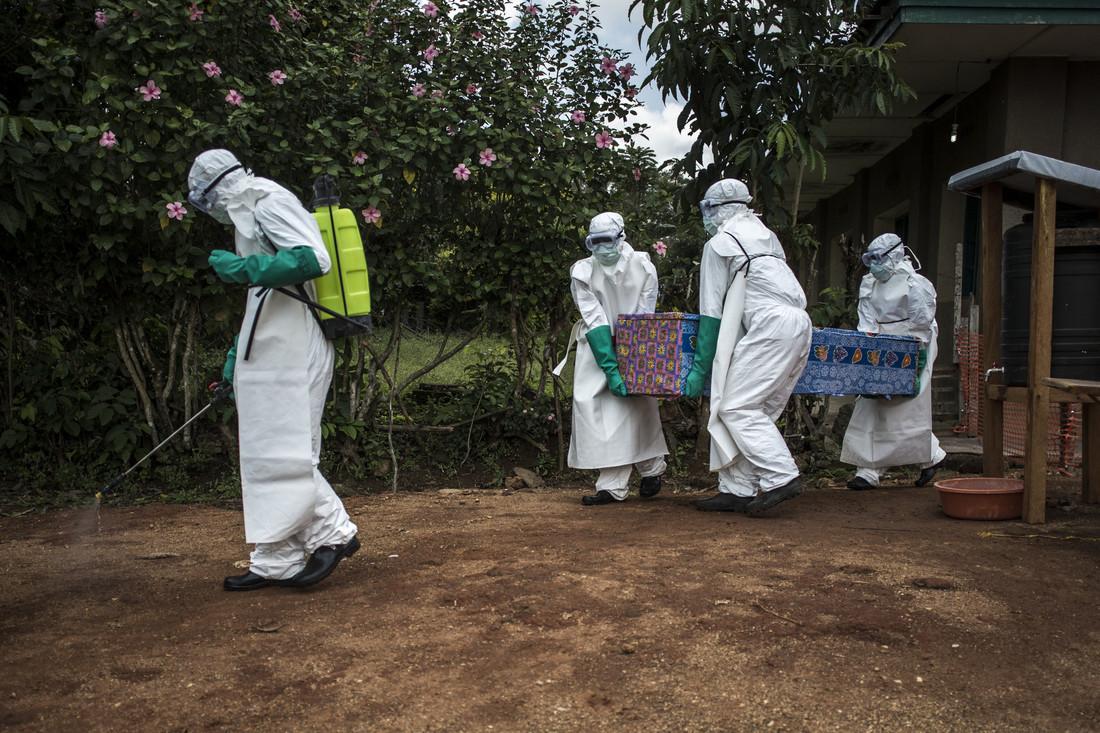 Ebola Congo DRC
