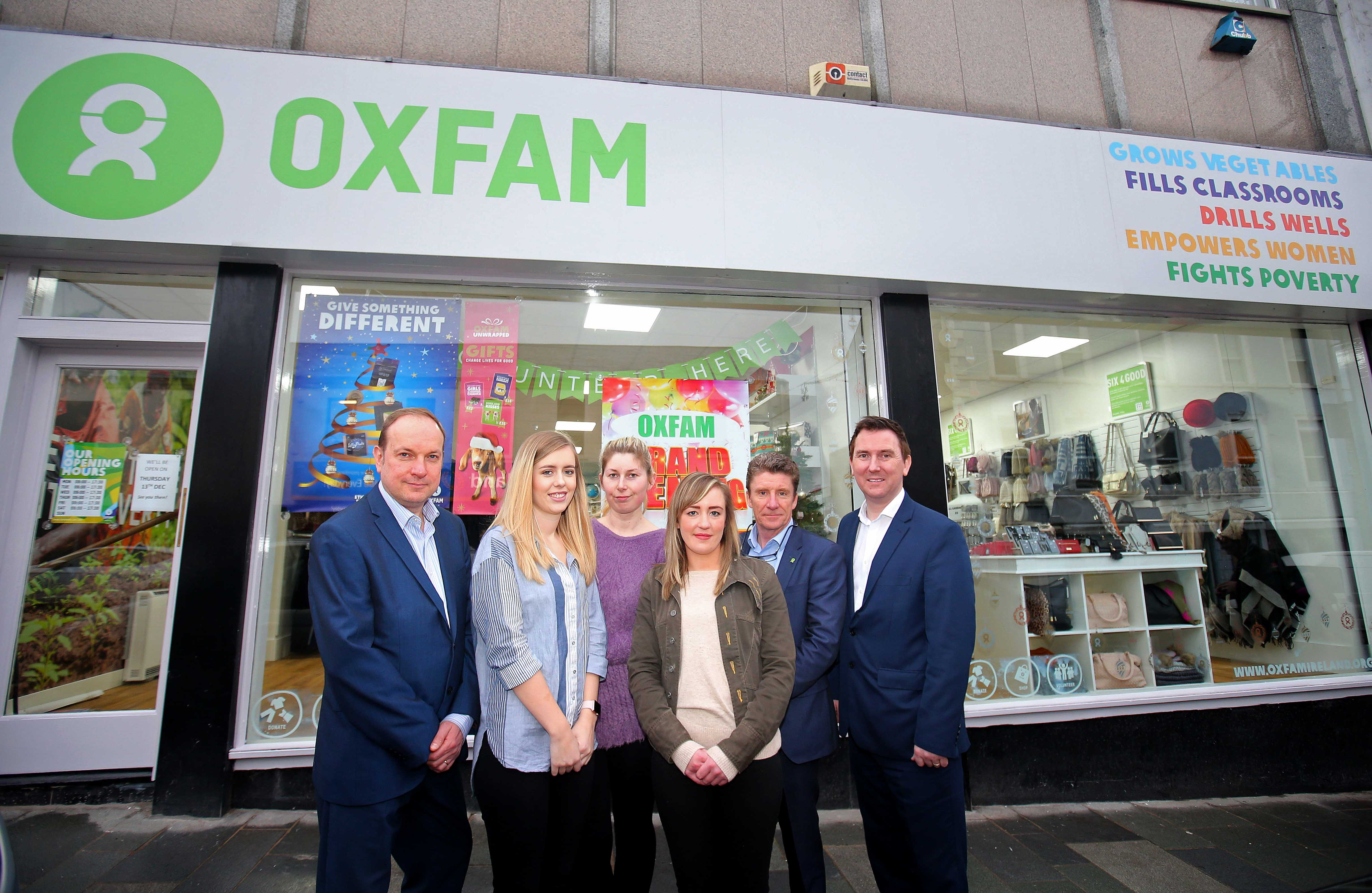 Oxfam Ballymena