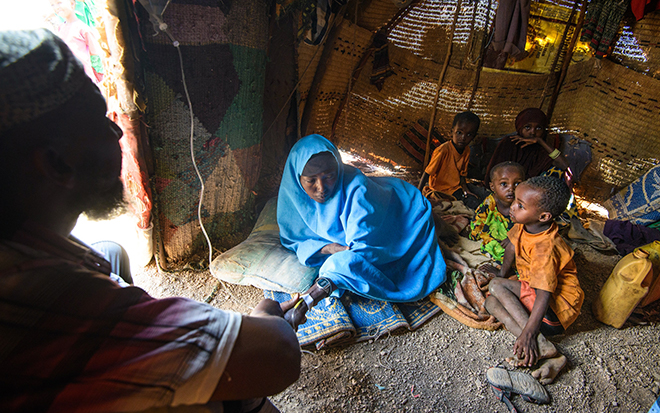 Protecting the most vulnerable in Somaliland