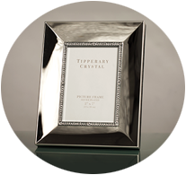Tipperary Crystal Star Picture Frame