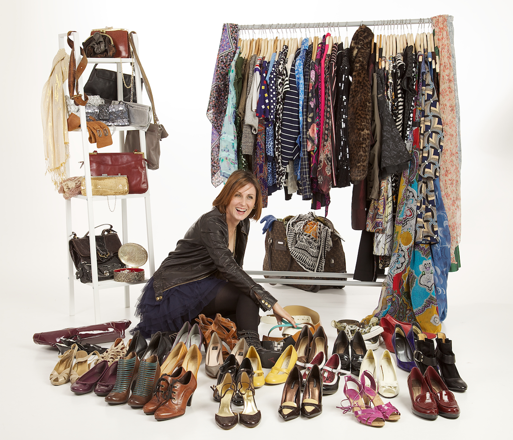 Decluttering your closet and organising your life can have lots of great benefits