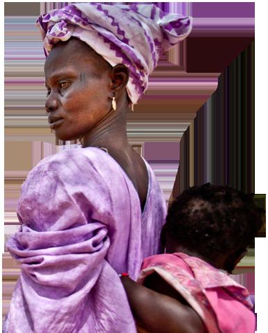 Drought strikes Ouma's community