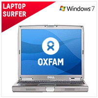 Laptop Surfer - €189 / £149