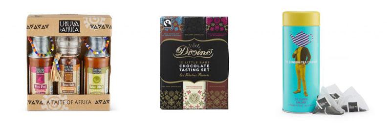 Sustainable chocolates