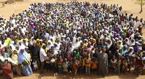 Thank you from Burkina Faso!