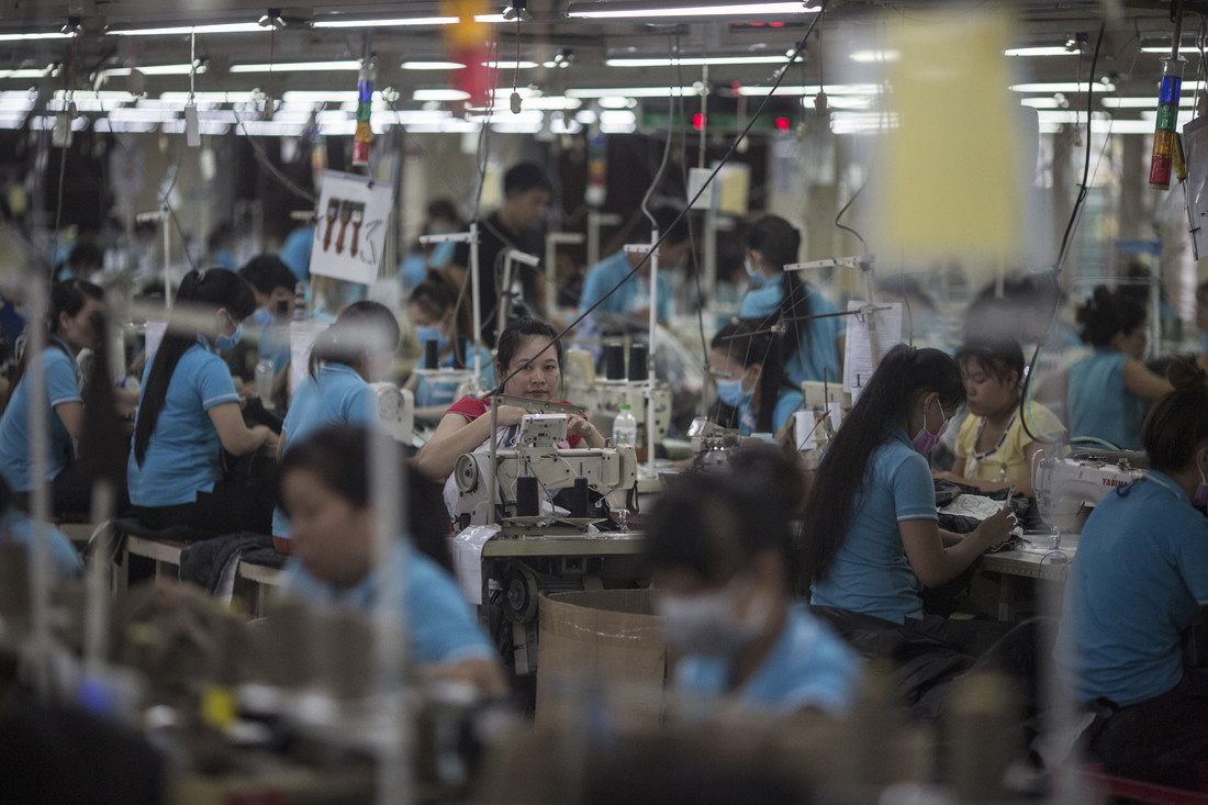 factory garment workers underpaid