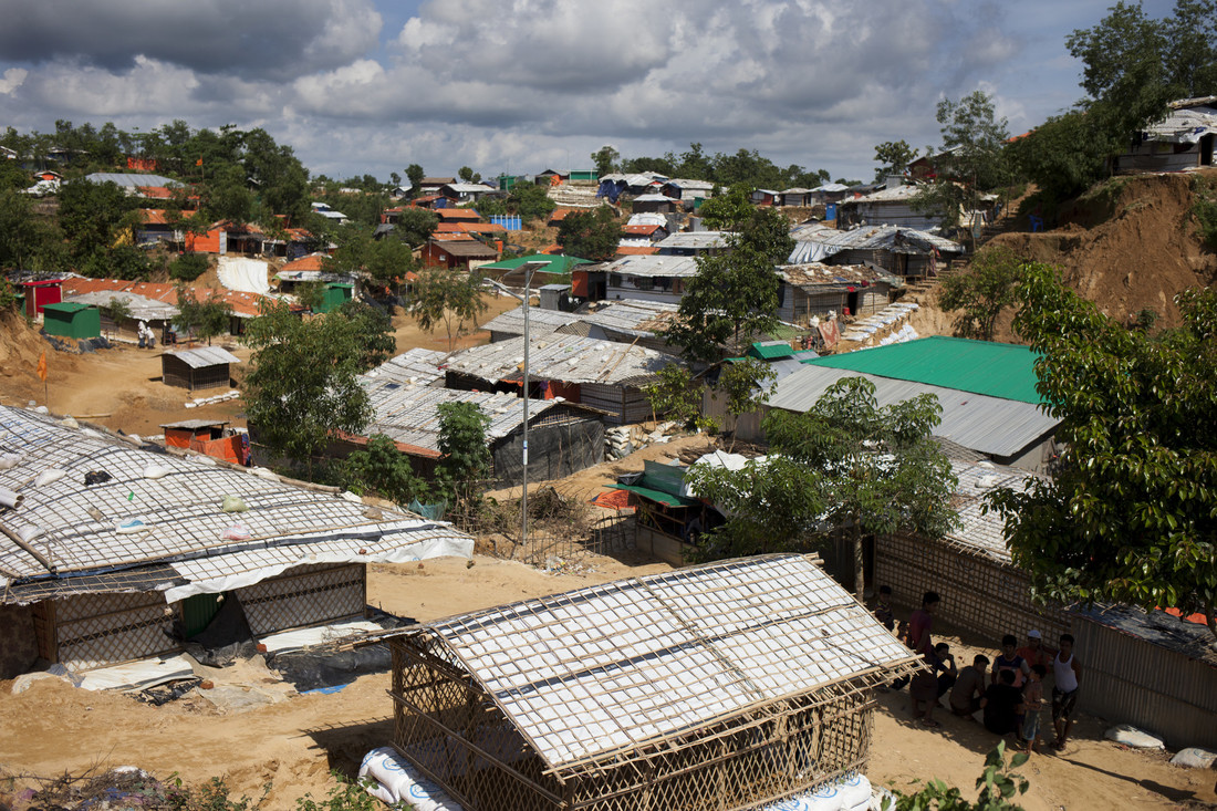 cox's bazar rohingya refugee camp