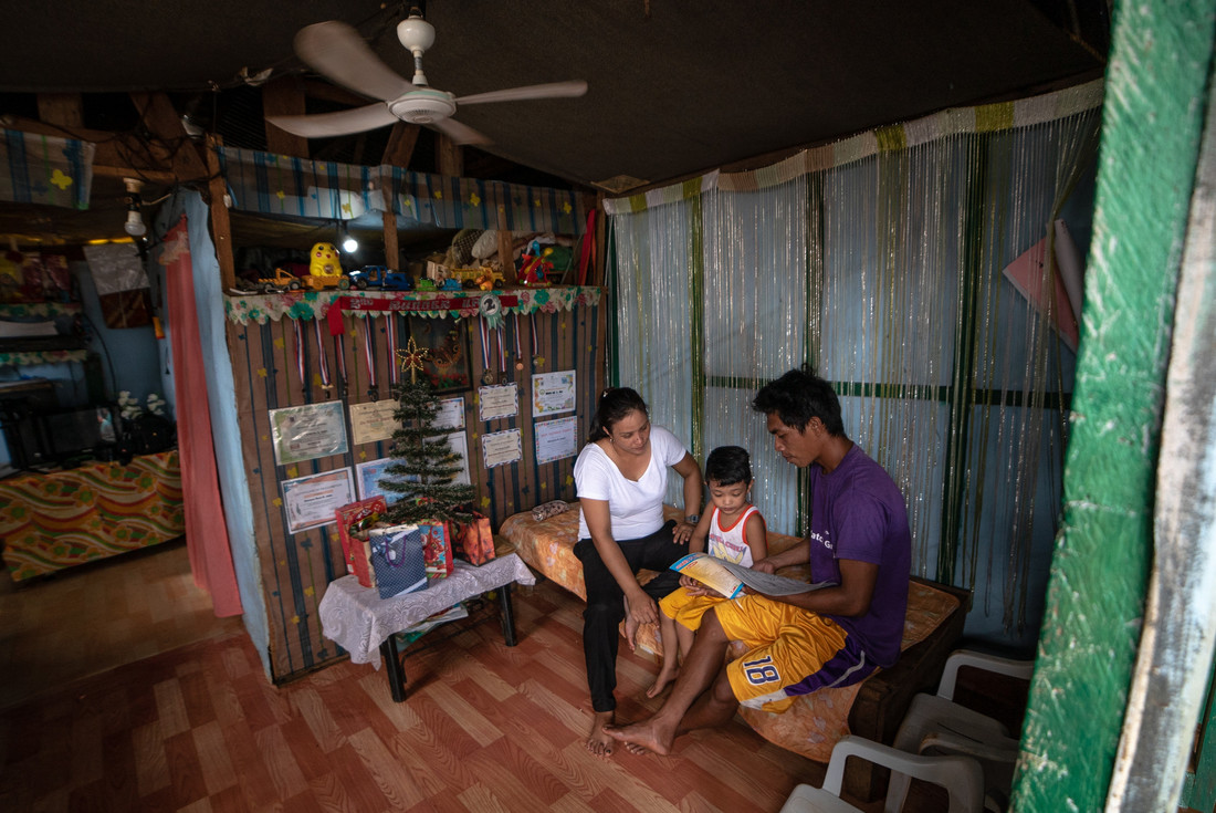 unpaid care work mostly falls on women