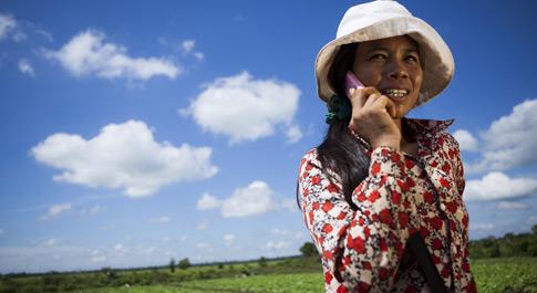 Vansy from Cambodia