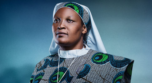 Sister Martha Waziri