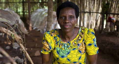 Meet Josephine from Rwanda