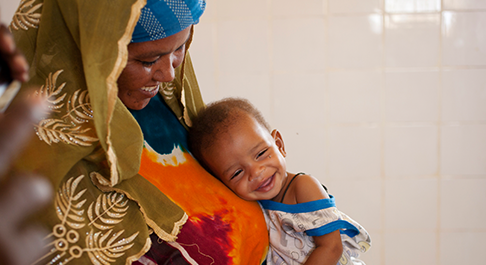 Oxfam Unwrapped - Care for a Baby