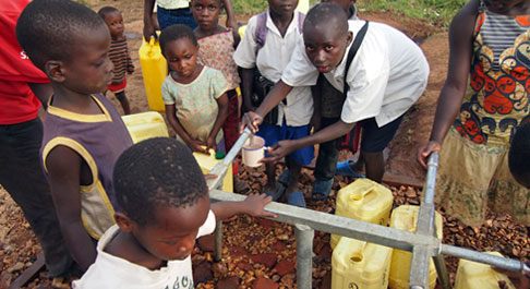 Oxfam Unwrapped - Water on Tap
