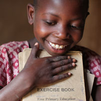Oxfam Unwrapped school books