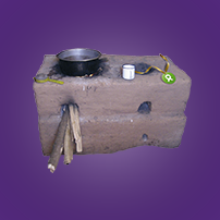 Oxfam Unwrapped - Cooking Stove