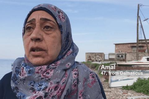 EU Turkey Deal - Amal