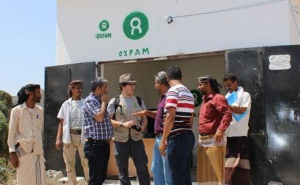 Oxfam in Yemen