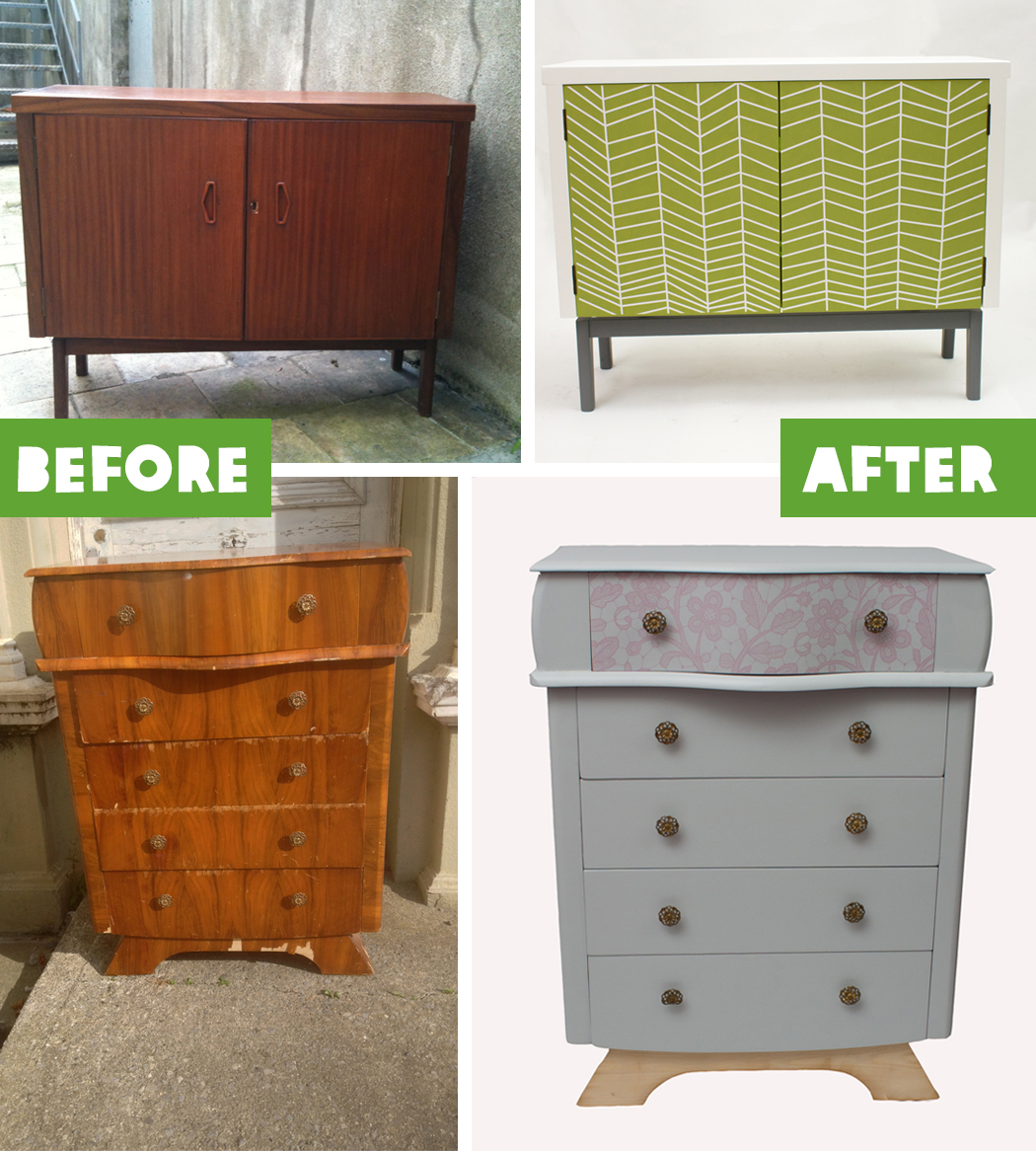 Upcycling projects from oxfam home for Furniture upcycling
