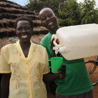 Oxfam Unwrapped - Water for Families